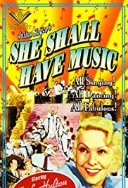 She Shall Have Music Poster