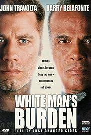 White Man's Burden Poster