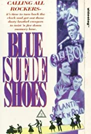 Blue Suede Shoes Poster