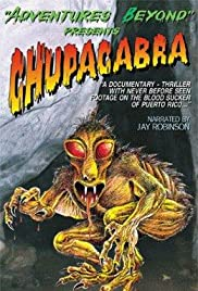 El Chupacabra (2003) Poster - Movie Forum, Cast, Reviews