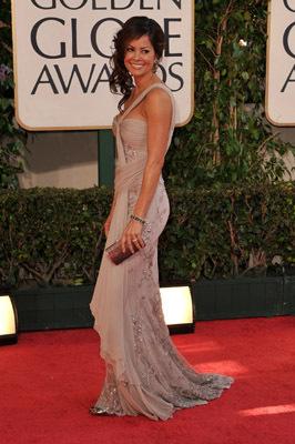 Brooke Burke-Charvet at The 66th Annual Golden Globe Awards (2009)
