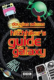 The Hitch Hikers Guide to the Galaxy Poster