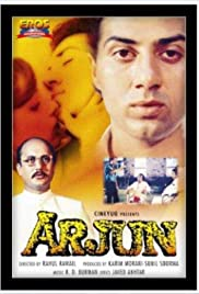 Arjun (1985) Poster - Movie Forum, Cast, Reviews