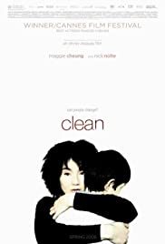 Clean (2004) Poster - Movie Forum, Cast, Reviews