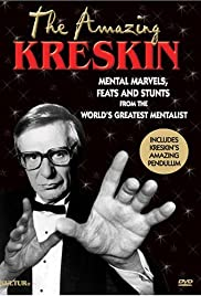 The Amazing Kreskin: Mental Marvels, Feats and Stunts Poster