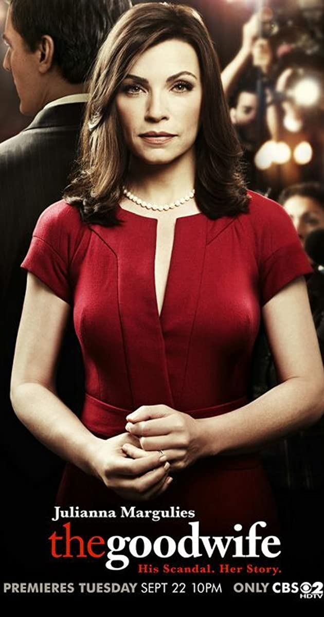 Geroji žmona (3 Sezonas) / The Good Wife (Season 3) (2014) online