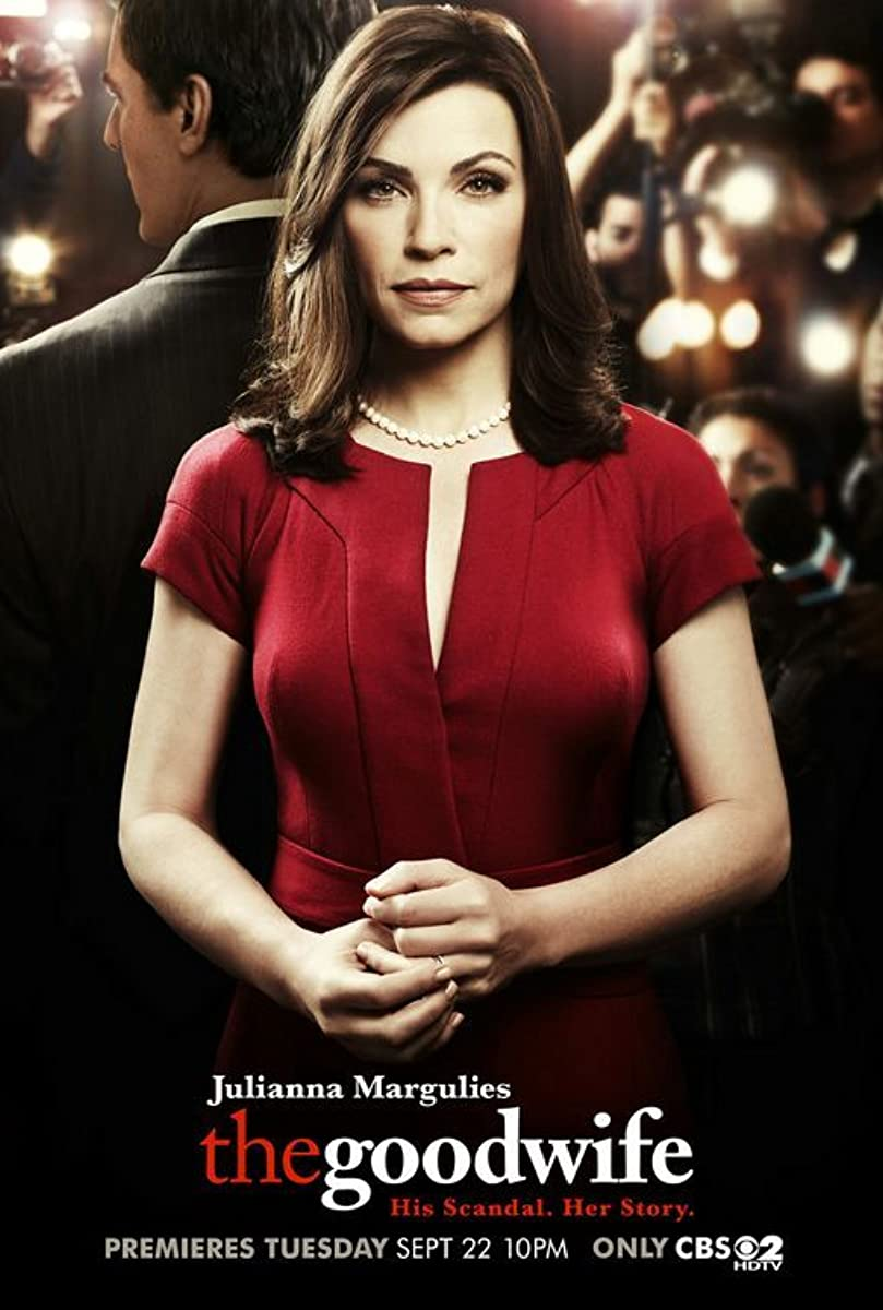 Geroji žmona (4 Sezonas) / The Good Wife (Season 4) (2015)