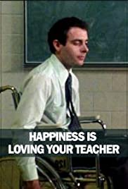 Happiness Is Loving Your Teacher Poster