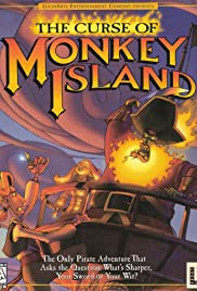 The Curse of Monkey Island (1997) Poster - Movie Forum, Cast, Reviews