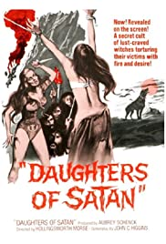 Daughters of Satan (1972) Poster - Movie Forum, Cast, Reviews