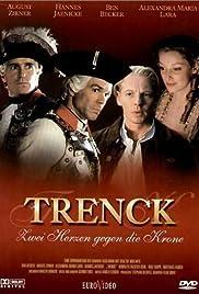 Trenck - Der Roman einer großen Liebe Poster