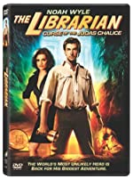 The Librarian The Curse of the Judas Chalice(2008)