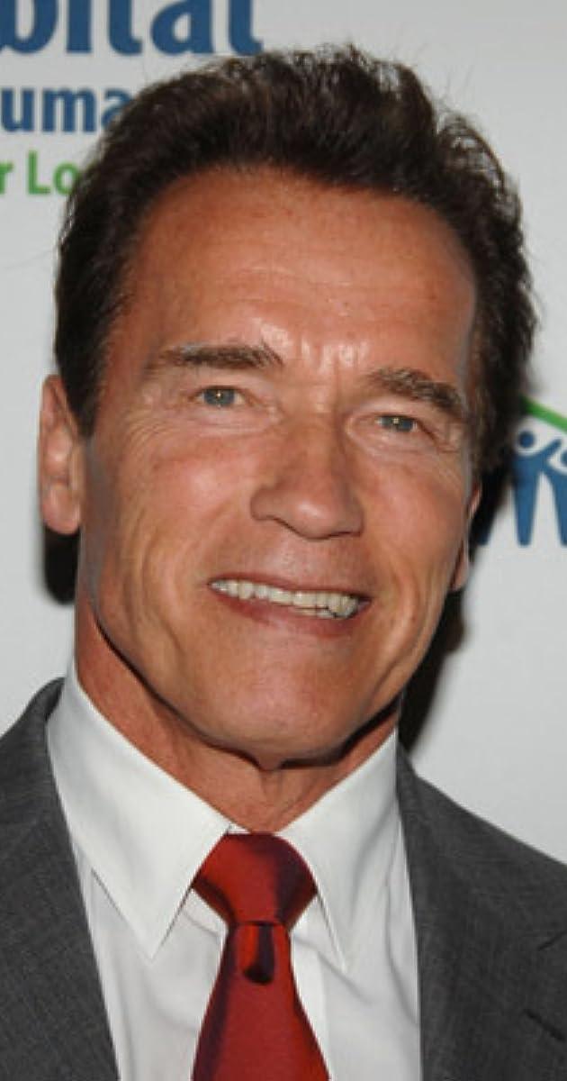 Arnold Schwarzenegger IMDb