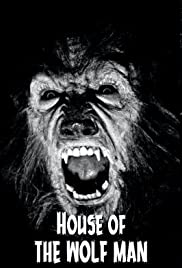 House of the Wolf Man Poster