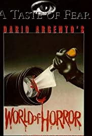 Dario Argento's World of Horror Poster