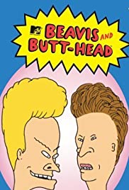 Beavis and Butt-head vs. the Vending Machine Poster