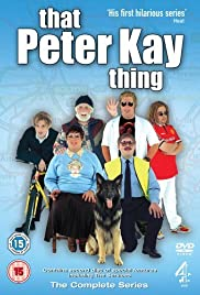 That Peter Kay Thing Poster