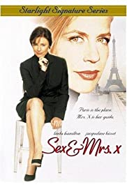 Sex & Mrs. X (2000) Poster - Movie Forum, Cast, Reviews