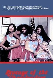 Revenge of the Cheerleaders Poster