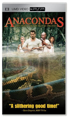 Anacondas: The Hunt for the Blood Orchid subtitrat in romana HD film