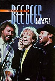 Bee Gees: The Very Best of Bee Gees Live Poster
