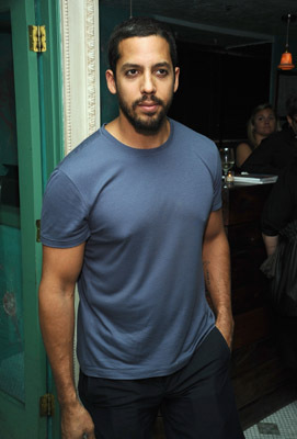 David Blaine at Elegy (2008)