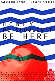 Honey We Shouldn't Be Here Poster
