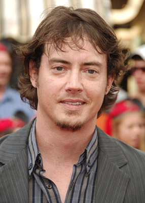 Jason London at an event for Pirates of the Caribbean: Dead Man's Chest (2006)