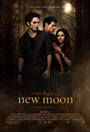 The Twilight Saga New Moon 2009 BluRay 720p 1GB Dual Audio ( Hindi – English ) MKV