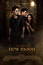 The Twilight Saga: New Moon (2009) Poster