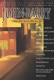 John Barry: Moviola Poster