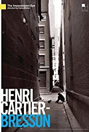 Henri Cartier-Bresson - Biographie eines Blicks Poster