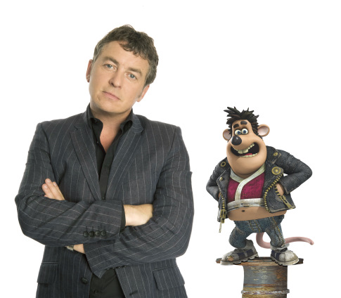 Shane Richie in Flushed Away (2006)
