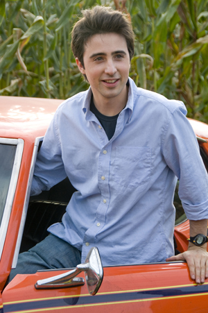 josh zuckerman 90210