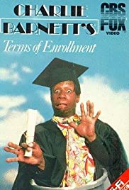 Charlie Barnett's Terms of Enrollment Poster