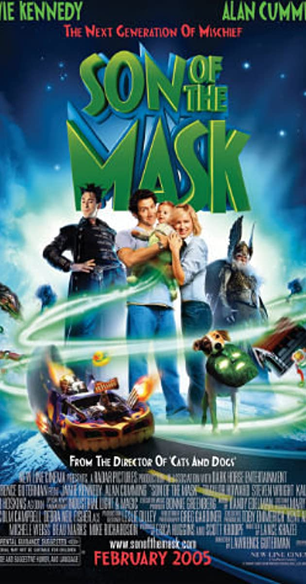 Son Of The Mask Cast | www.pixshark.com - Images Galleries ...