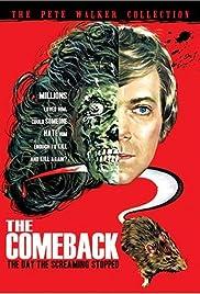 The Comeback(1978) Poster - Movie Forum, Cast, Reviews