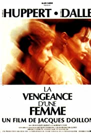 La vengeance d'une femme (1990) Poster - Movie Forum, Cast, Reviews