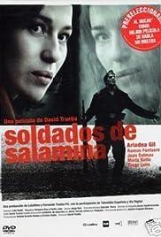 Soldados de Salamina Poster
