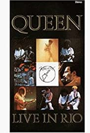 Queen Live in Rio Poster
