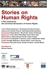 Stories on Human Rights Poster