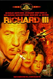 Richard III (1995) Poster - Movie Forum, Cast, Reviews