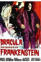 Image of Dracula, Prisoner of Frankenstein