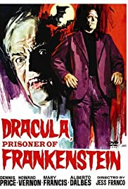 Drácula contra Frankenstein Poster