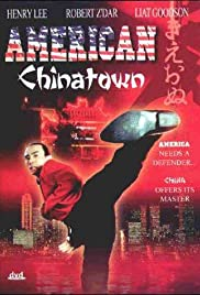 American Chinatown Poster