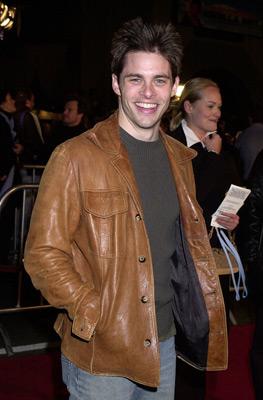 James Marsden at Vanilla Sky (2001)