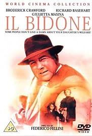 Il Bidone(1955) Poster - Movie Forum, Cast, Reviews