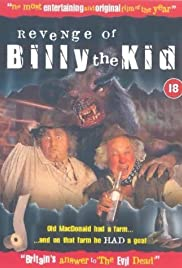 Revenge of Billy the Kid (1992) Poster - Movie Forum, Cast, Reviews