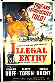 Illegal Entry Poster