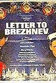Letter to Brezhnev (1985) Poster - Movie Forum, Cast, Reviews